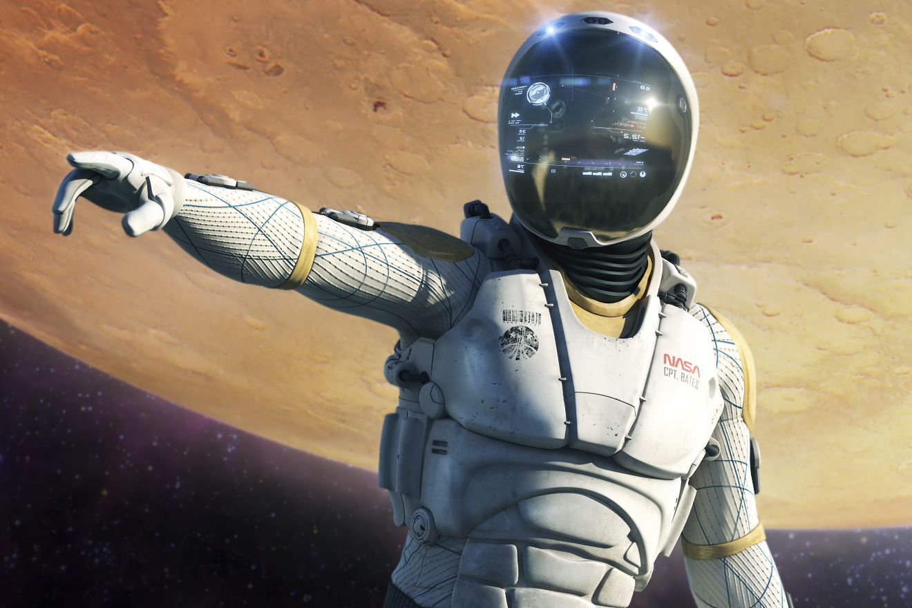 future space suits designs - photo #1