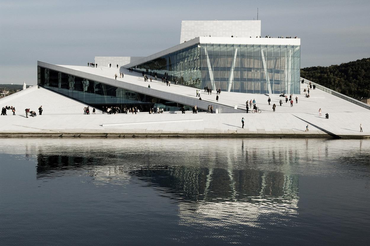 Oslo Opera House Snoetta Architects Www Ramaknight Com